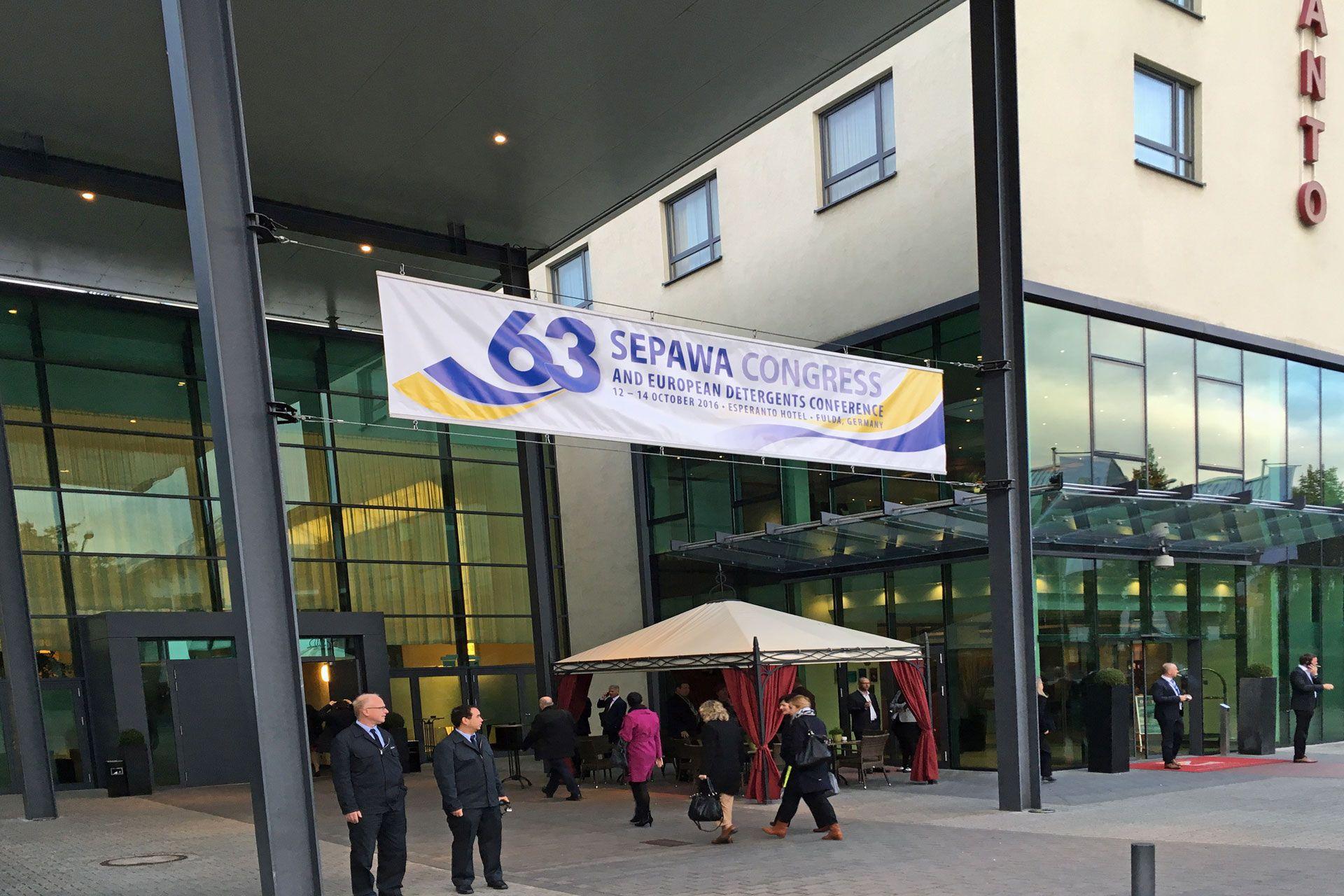 SpringPool auf der SEPAWA 2016